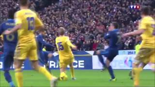 france ukraine 3 0 qualifications coupe du monde 2014 au stade de france rmc