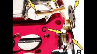 Holley Carb: Accelerator Pump Set-Up & Tune (CARB BASICS PART: 2)