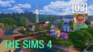 The Sims 4: Building Faberry's House [03]