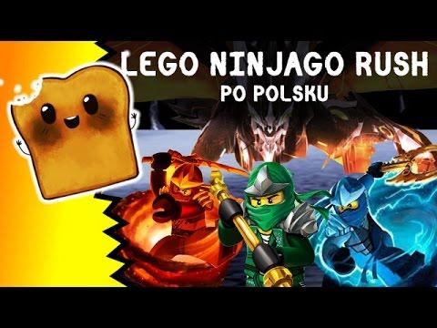 Darmowe Gry Online Lego Ninjago Rush Po Polsku Youtube