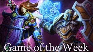 Hearthstone Game of the Week #12: Under Siege!!
