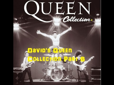 David's Queen Collecton Part 6 -CD Singles and Hollywood Records CDS