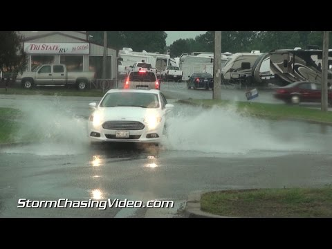 7/23/2014 Carbondale, IL Heavy Rains
