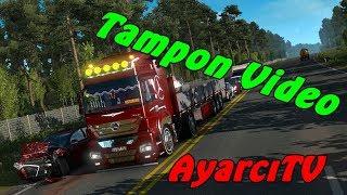 ETS2 | Tampon Tampona Kısa Bir Video