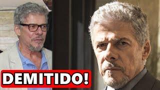 Chega ao FIM: Ator da Globo, José Mayer dá adeus a emissora após DECISÃO sem VOLTA.