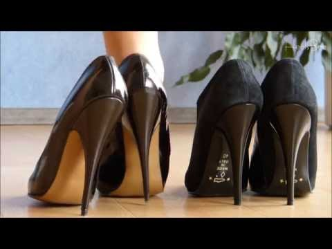 5 inch Stiletto Heels - Pumps or Ankle Boots?
