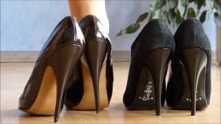 5 Inch Stiletto Heels Pumps Or Ankle Boots
