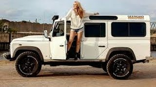 Extreme Offroad Land Rover Defender 4x4 [Compilation]