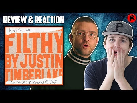 Cover Lagu Justin Timberlake - FILTHY | Song Review STAFABAND