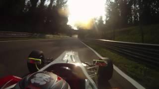 Monza Formula 3 Onboard Michael Lewis 2011