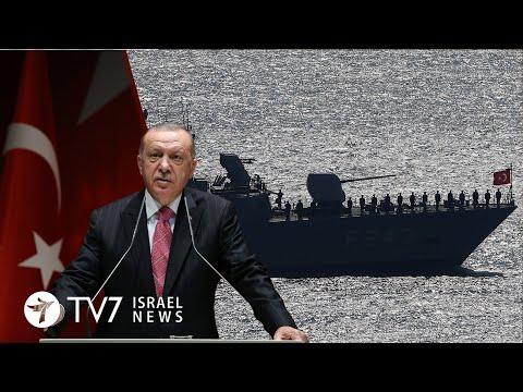 Turkey-EU Tensions Rise Over East-Med; Saudi Prince Dubs Israel