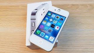 IPHONE 4S С ALIEXPRESS ЗА 3000 РУБЛЕЙ - ТОПОВЫЙ АЙФОН 2011 ГОДА!