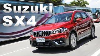 渦輪引擎報到 魅力再升級 Suzuki SX4