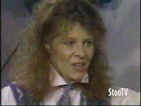 Kate Capshaw  Entertainment Tonight June 1984