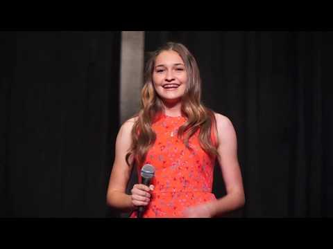 AZ's Got Talent 2018 - Kylie Merrill - This Is Me - The Greatest Showman
