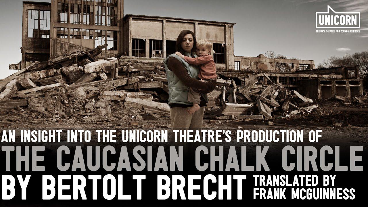 bertolt brecht the caucasian chalk circle essay (bertolt brecht brecht on theatre new york:hill & yang, 1964 p37) essay/term paper: epic theatre the caucasian chalk circle essay, term paper.