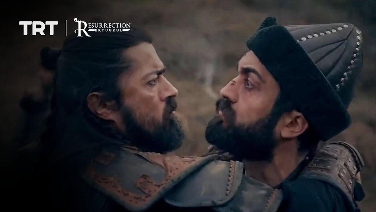 Noyan kills Hamza and Gundogdu takes him into custody