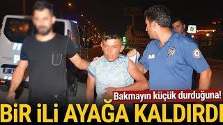 Kahramanmaraş'ta Servis Aracı Çalan 17'lik Zanlı Adana'da Yakalandı