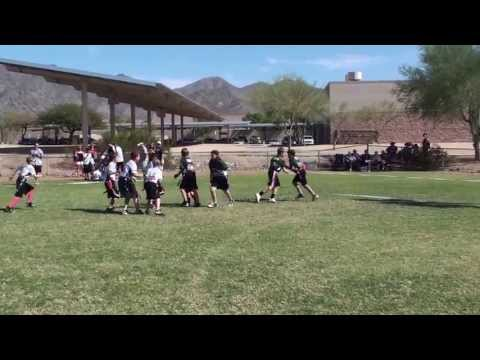 Flag Football best Trick play ever