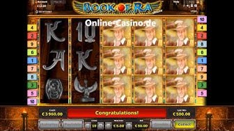 🥇 Book of Ra 50 Euro Echtgeld Forscher | Online-Casino.de