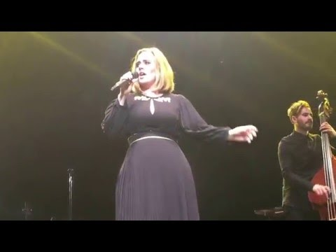 Adele - Send My Love (Live at The Wiltern) 2/12/2016