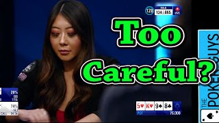 Poker Breakdown: Was Maria Ho Way Too Careful in this Hand?