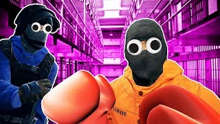 I Went to Jail with Whacky and We Became Boxers in Pavlov VR!