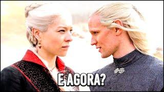 Targaryens Serão Loucos na House of the Dragon! - Nova Série de Game of Thrones