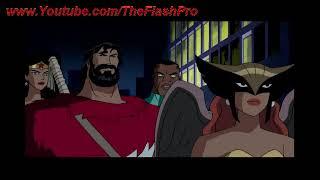 Liga De La Justicia Superman Restaura El Futuro |TheFlashPro