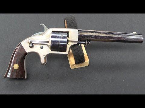 Merwin & Bray .42 Caliber Cupfire Revolver