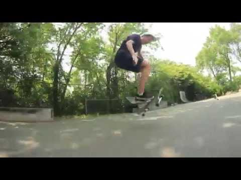 Roy Purdy Skateboarding