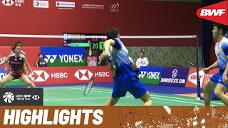 YONEX-SUNRISE Hong Kong Open 2019 | Finals XD Highlights | BWF 2019