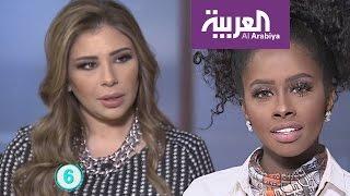 تفاعلكم : 25 سؤالا مع الفنانة السعودية داليا مبارك