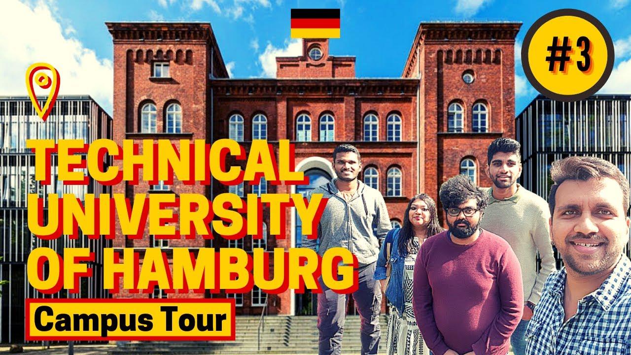 Download TU Hamburg (TUHH) Campus Tour   Campus of TUHH    Short tour TUHH   Palak Lakhani