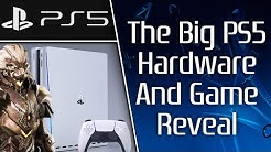 """The Big PS5 Reveal Event Is Only """"Few More Weeks Away"""" 