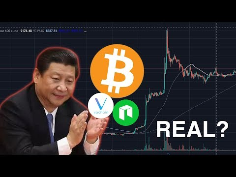 Did China REALLY Pump Bitcoin? Is It REAL?