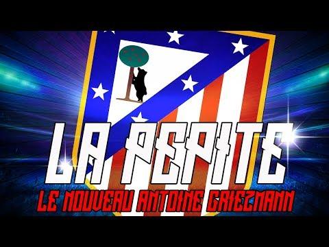 FIFA 18 | CARRIERE ATLETICO MADRID | LA PEPITE : LE NOUVEAU ANTOINE GRIEZMANN ?