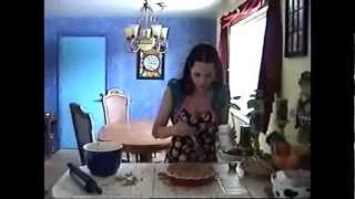 Recipe For A Healthy, Vegan, Zero Sugar, Apple Pie On Spiritual Cooking With Teal Scott,