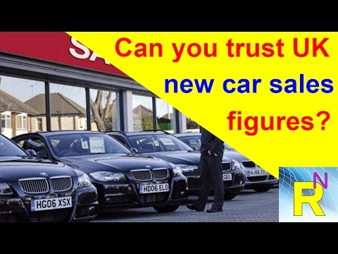 Read Newspaper - CanYou Trust UK New Car Sales Figures?