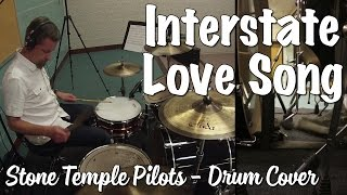 Stone Temple Pilots - Interstate Love Song Drum Cover