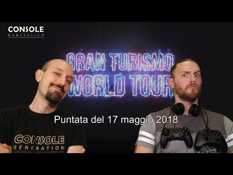 GT Sport World Tour - CG Live 17/05/2018