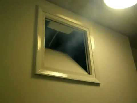 Smoke Ventilation using a Ventilation Flap