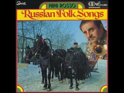 Nini Rosso Russian folk songs 10 THROUGH WILD TRANSBAIKAL STEPPES