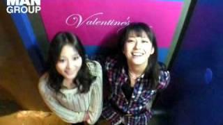 2月11日(金)17:30公演に、 黒田有彩さんと阿井莉沙さんが観劇されまし...