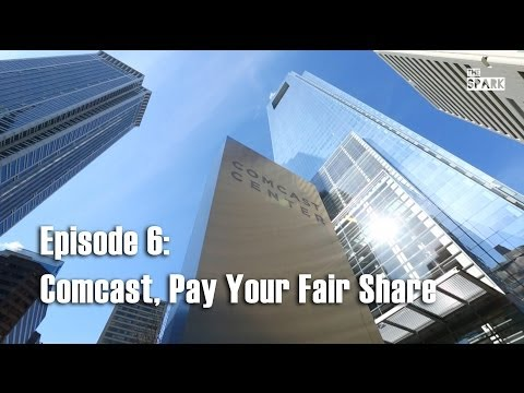 Comcast, Pay Your Fair Share - Full Episode