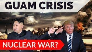 USA Guam island threat by North Korea - Origin, geopolitics, international relations