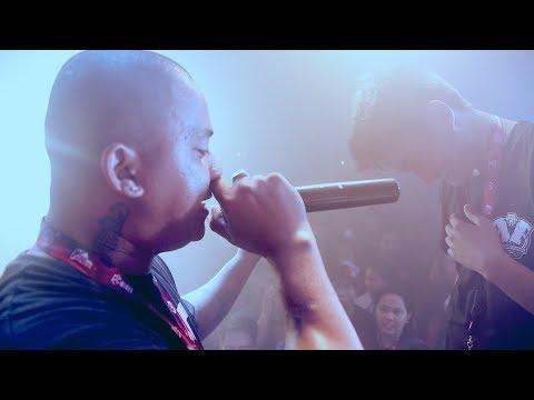 Bahay Katay - Damsa Vs Romano - Rap Battle @ Katayan Sa Hamogan