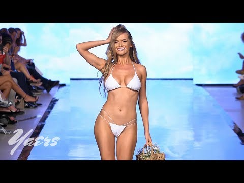 IVY Swimwear Bikini Fashion Show SS2020 Miami Swim Week 2019 Art Hearts Fashion