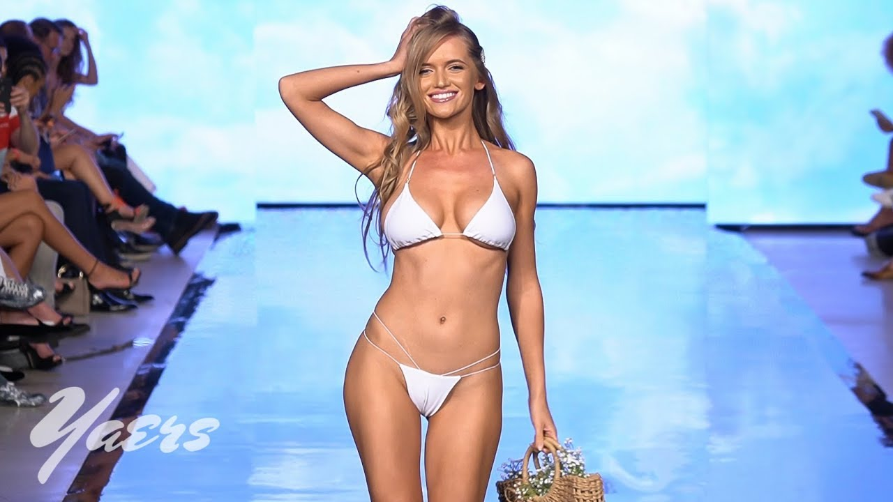 IVY Swimwear Fashion Show SS2020 Miami Swim Week 2019 Art Hearts Fashion Full Show