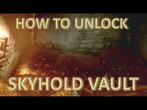 Dragon Age Inquisition Highlight How To Unlock The Skyhold Vault